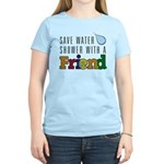 Shower With A Friend Women's Light T-Shirt