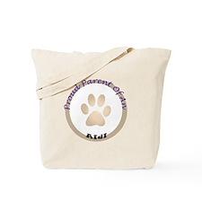 Aidi Tote Bag