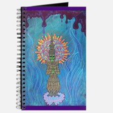 Rising Lotus Tibetan Monk Journal