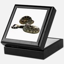 Rattlesnake Photo Keepsake Box