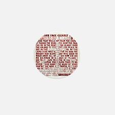 Shades of Grace Mini Button