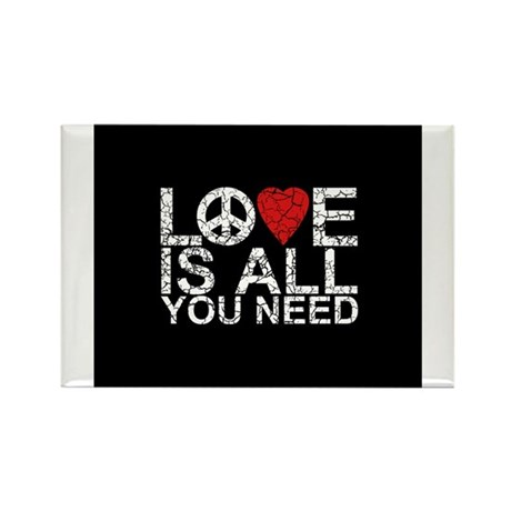 Love Is All Magnets