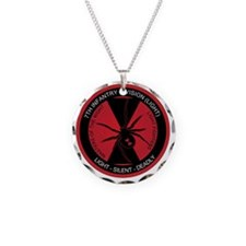 Black Widow 7th Infantry Div Necklace