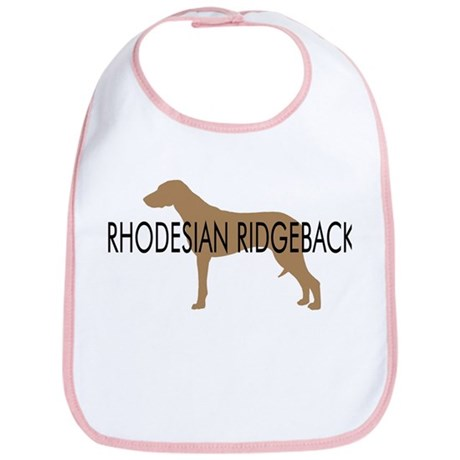 Rhodesian Ridgeback Bib