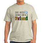 Shower With A Friend Light T-Shirt