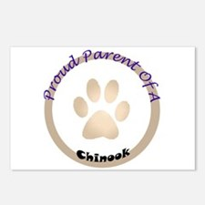 Chinook Postcards (Package of 8)