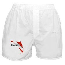 Florida Diver Boxer Shorts