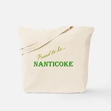 Nanticoke Tote Bag
