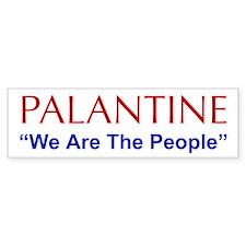 Palentine Bumper Bumper Sticker