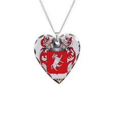 Armani Coat of Arms Necklace
