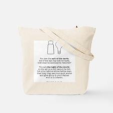 Salt & Light Tote Bag
