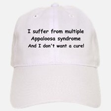 Multiple Appaloosas Baseball Baseball Cap