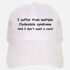 Multiple Clydesdales Baseball Baseball Cap