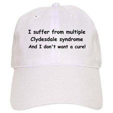 Multiple Clydesdales Baseball Cap