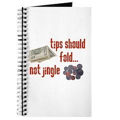 Tips should fold Journal