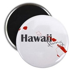 Hawaii Diver Magnet