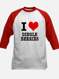 I Heart (Love) Dingleberries Tee