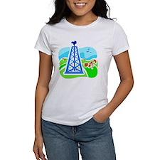 Women's Oil Field T-Shirt