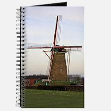 Zuidsande Windmill Of Holland Journal