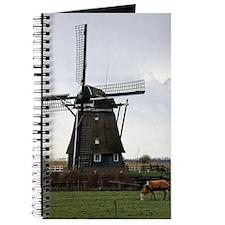 Uitgeest Windmill Of Holland &Amp; Horse Journal