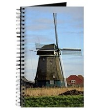 Uitgeest Windmill Of Holland Journal