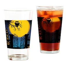 sh4_stadium_hell_v_front_1 Drinking Glass