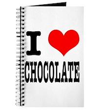I Heart (Love) Chocolate Journal