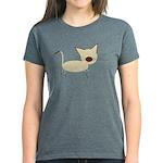 Siamese Women's Dark T-Shirt
