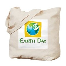 Earth Day  - Tote or Grocery Bag