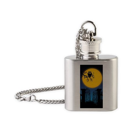 sh4_iPhone_Snap_Case Flask Necklace