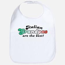 Italian Grandpas Bib