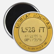 Cadillac Mountain Magnet