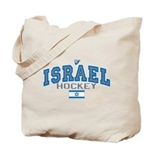 IL Israel Ice Hockey Tote Bag