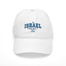 IL Israel Ice Hockey Baseball Cap