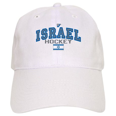 IL Israel Ice Hockey Cap