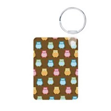 Owl Pattern Lunch Tote - B Keychains