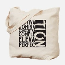 HLC CAGE MATCH 3 Tote Bag