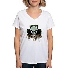 Skull Hockey Sticks Shirt