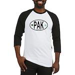 Pakistan Intl Oval Baseball Jersey