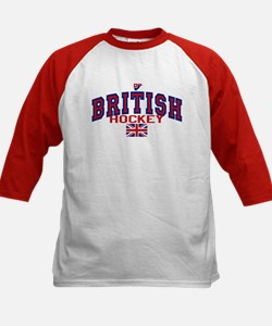 GB Great Britain Ice Hockey Tee