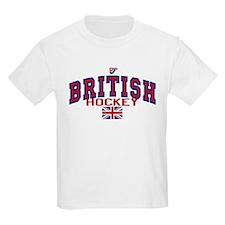GB Great Britain Ice Hockey T-Shirt