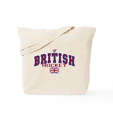 GB Great Britain Ice Hockey Tote Bag