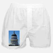 California State Capitol Boxer Shorts