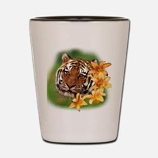 TigerLily Shot Glass