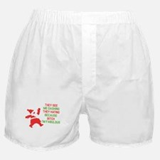 Dashing through the snow Boxer Shorts