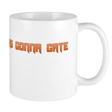 Gators Gonna Gate Small Mug