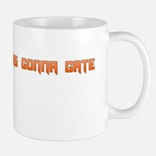 Gators Gonna Gate Small Small Mug