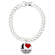 I heart Carlos Danger Bracelet