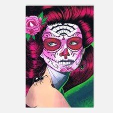 Sugar Skull MP Postcards (Package of 8)