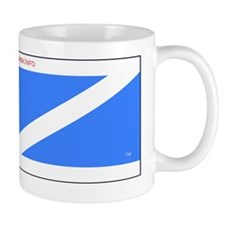 Napism Flag Coffee Mug